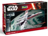 Revell - 1/112 - Star Wars X-Wing Fighter (Plastic Model Kit) - Cover