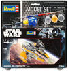 Revell - 1/58 - Star Wars: Anakin's Jedi Star Fighter Model Set (Plastic Model Kit)