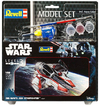 Revell - 1/58 - Star Wars: Obi Wan Jedi Star Fighter Model Set (Plastic Model Kit)