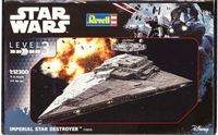 Revell - 1/12300 - Star Wars: Imperial Star Destroyer (Plastic Model Kit) - Cover