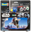 Revell - 1/160 - Star Wars: Boba Fett's Slave 1 Model Set (Plastic Model Kit)