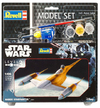 Revell - 1/109 - Star Wars: Naboo Starfighter Model Set (Plastic Model Kit) Cover