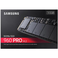 Samsung - 960 PRO M.2 512GB PCI Express 3.0 Solid State Drive