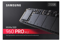 Samsung - 960 PRO M.2 512GB PCI Express 3.0 Solid State Drive - Cover