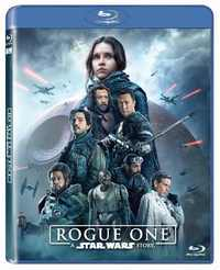 Rogue One: A Star Wars Story (2 Disc) (Blu-ray + Bonus Disc) - Cover