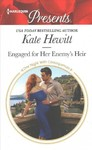 Engaged for Her Enemy's Heir - Kate Hewitt (Paperback)
