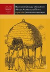 English-isizulu Glossary of Architectural Terms - Franco Frescura (Paperback)