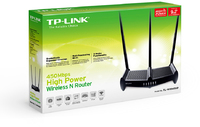 TP-Link 450mbps High Power Wireless N Router - Cover