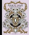 Magical Dawn Coloring Book - Hanna Karlzon (Hardcover)