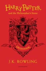 Harry Potter and the Philosopher's Stone - Gryffindor Edition - J. K. Rowling (Paperback)