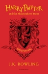 Harry Potter and the Philosopher's Stone - Gryffindor Edition - J. K. Rowling (Paperback) Cover