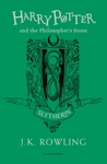 Harry Potter and the Philosopher's Stone - Slytherin Edition - J. K. Rowling (Paperback)
