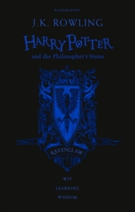 Harry Potter and the Philosopher's Stone - Ravenclaw Edition - J. K. Rowling (Hardcover) - Cover