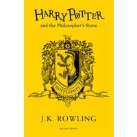 Harry Potter and the Philosopher's Stone - Hufflepuff Edition - J. K. Rowling (Paperback)