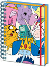 Adventure Time - Characters A5 Notebook