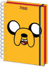 Adventure Time - Jake A5 Notebook