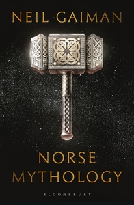 Norse Mythology - Neil Gaiman (Trade Paperback) - Cover