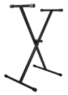 On-Stage X-style Keyboard Stand (Black)