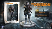 Tom Clancy's The Division: SHD Agent Figurine 24cm - Cover