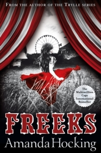 Freeks - Amanda Hocking (Paperback) - Cover