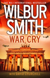War Cry - Wilbur Smith (Hardcover) - Cover