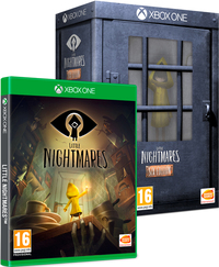 Little Nightmares (Xbox One) - Cover