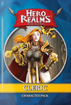 Hero Realms - Character Pack - Cleric Booster (Card Game)