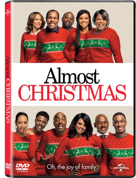 Almost Christmas Movie.Almost Christmas Dvd