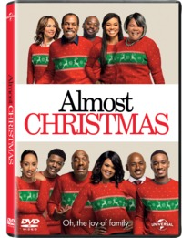Almost Christmas (DVD) - Cover