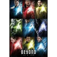 Star Trek - Beyond (Framed Poster)