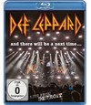 Def Leppard - & There Will Be a Next Time: Live From Detroit (Region A Blu-ray)