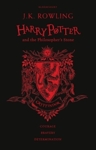 Harry Potter and the Philosopher's Stone - Gryffindor Edition - J. K. Rowling (Hardcover)