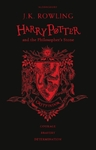 Harry Potter and the Philosopher's Stone - Gryffindor Edition - J. K. Rowling (Hardcover) Cover