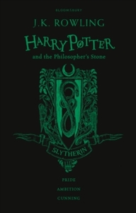 Harry Potter and the Philosopher's Stone - Slytherin Edition - J. K. Rowling (Hardcover)