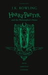 Harry Potter and the Philosopher's Stone - Slytherin Edition - J. K. Rowling (Hardcover) Cover