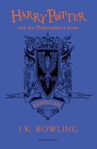 Harry Potter and the Philosopher's Stone - Ravenclaw Edition - J. K. Rowling (Paperback) - Cover