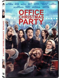 Office Christmas Party (DVD) - Cover