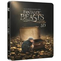 Fantastic Beasts And Where To Find Them (3D Blu-ray)