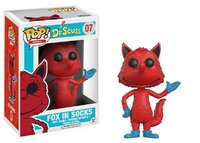 Funko Pop! Books - Dr. Seuss - Fox In Socks Vinyl Figure