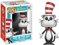 Funko Pop! Books - Dr. Seuss - Cat In the Hat Vinyl Figure