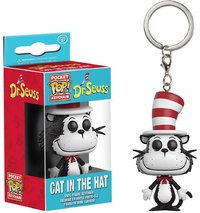 Funko Pop! Keychain - Dr. Seuss - Cat In the Hat