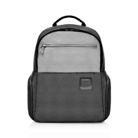 Everki ContemPRO Commuter Backpack 15.6 inch - Black/Grey - Cover