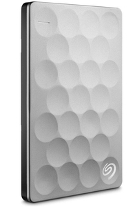 Seagate - 2TB Ultra Slim Portable 2.5 inch External Hard Drive - Cover
