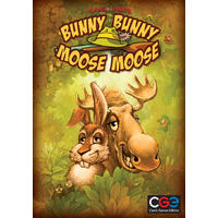 Bunny Bunny Moose Moose (Board Game)