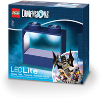 LEGO Dimensions LED Lite - Display Case for Minifigures - Blue