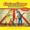 Curious George Harvest Hoedown - H. A. Rey (Hardcover)