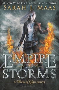 Empire of Storms - Sarah J. Maas (Paperback)