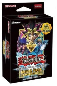Yu-Gi-Oh! - Movie Pack Gold (Trading Card Game) - Cover