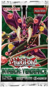 Yu-Gi-Oh! - Invasion: Vengeance Boosters (Trading Card Game) - Cover