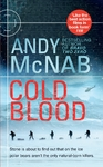 Cold Blood (Nick Stone Thriller 18) - Andy McNab (Trade Paperback)